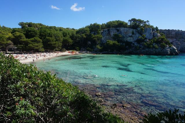 chloeschlothes - Minorca beach