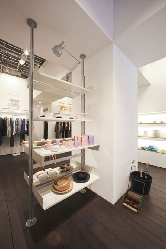 store interior design home park food store by triad china harbin china