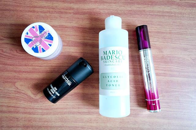 Skincare routine 2015