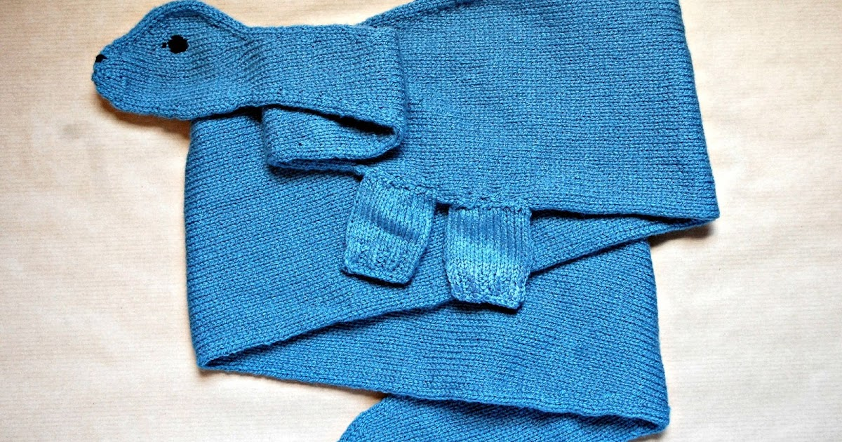 Dinosaur Scarf Knitting Pattern : the geeky knitter: fo: diplodocus scarf