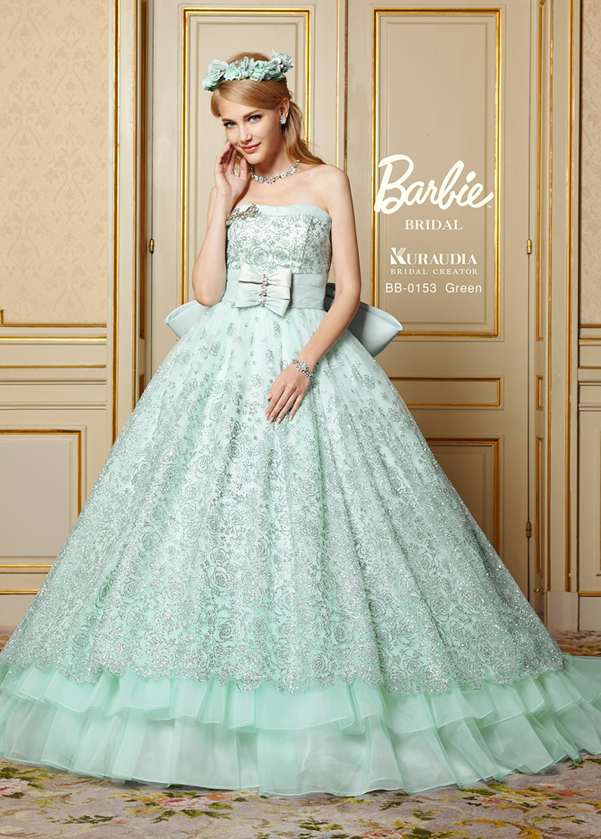 Nileey 39 s sphere barbie bridal collection for How to make a barbie wedding dress