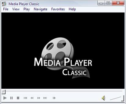 Как сделать скриншот медиа плеер классик