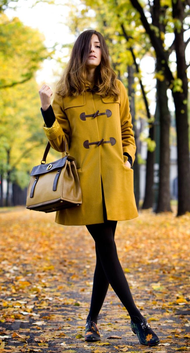 Latest 2013 fall street style fashion