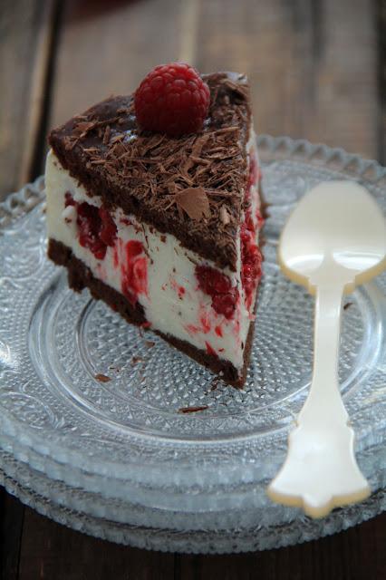 Gateau de la Saint Valentin recette autrichienne Schokoladen Himbeer Torte