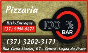 * Bar e Pizzaria 100%