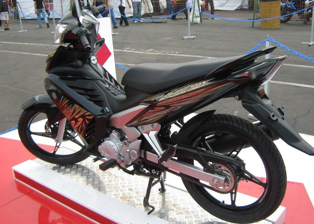 Harga Motor Yamaha Jupiter Mx Non Kopling