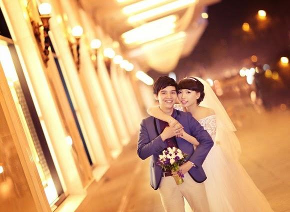Chụp ảnh cưới Tràng Tiền Plaza