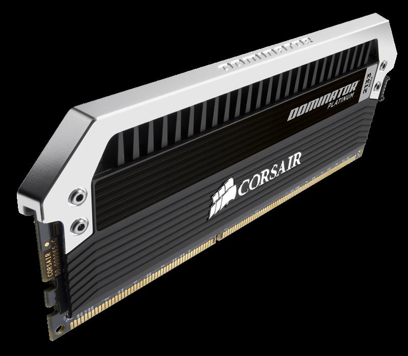 Corsair Dominator Platinum 1.65V 64GB Dual Channel DDR3 Memory Kit | CMD64GX3M8A2133C9 screenshot 1