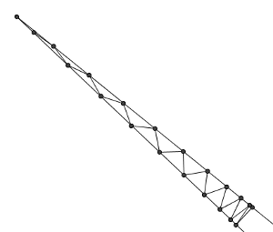 Puntadas en zigzag