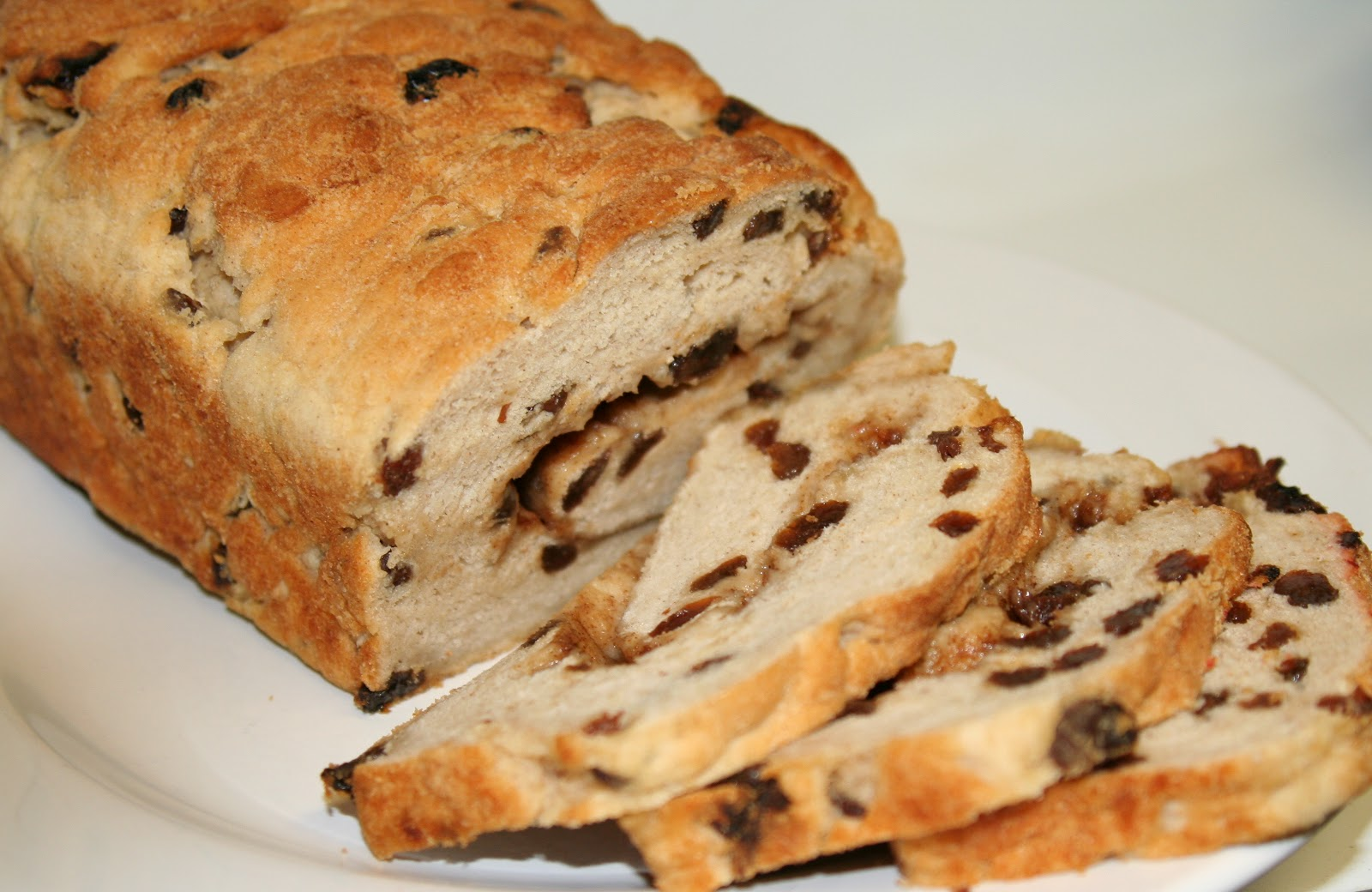 Delicious Cinnamon Raisin Bread | Mountains of Molehills: A Journey ...
