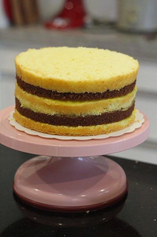 Sponge Cake Flavours