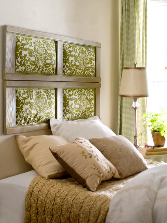 Riches to Rags* by Dori: DIY Decorating Ideas for Headboards