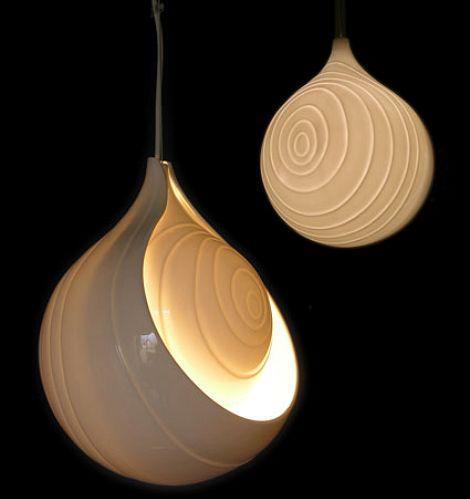 Rose Wood Furniture Ceramic Lamps