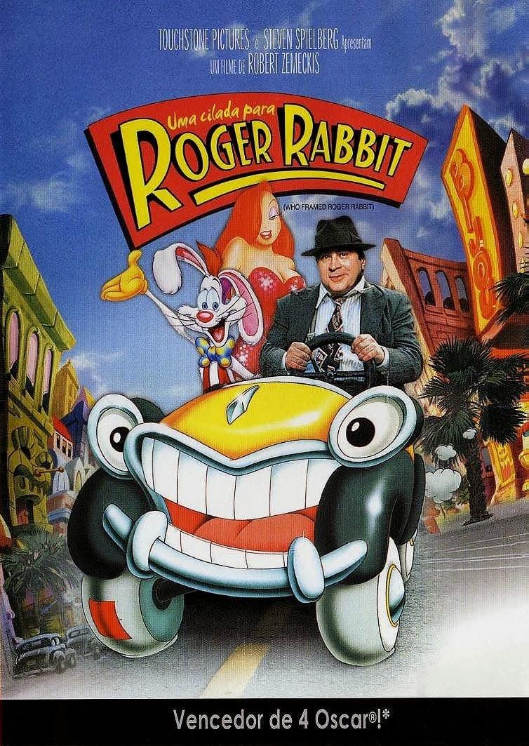 Uma Cilada Para Roger Rabbit – Dublado