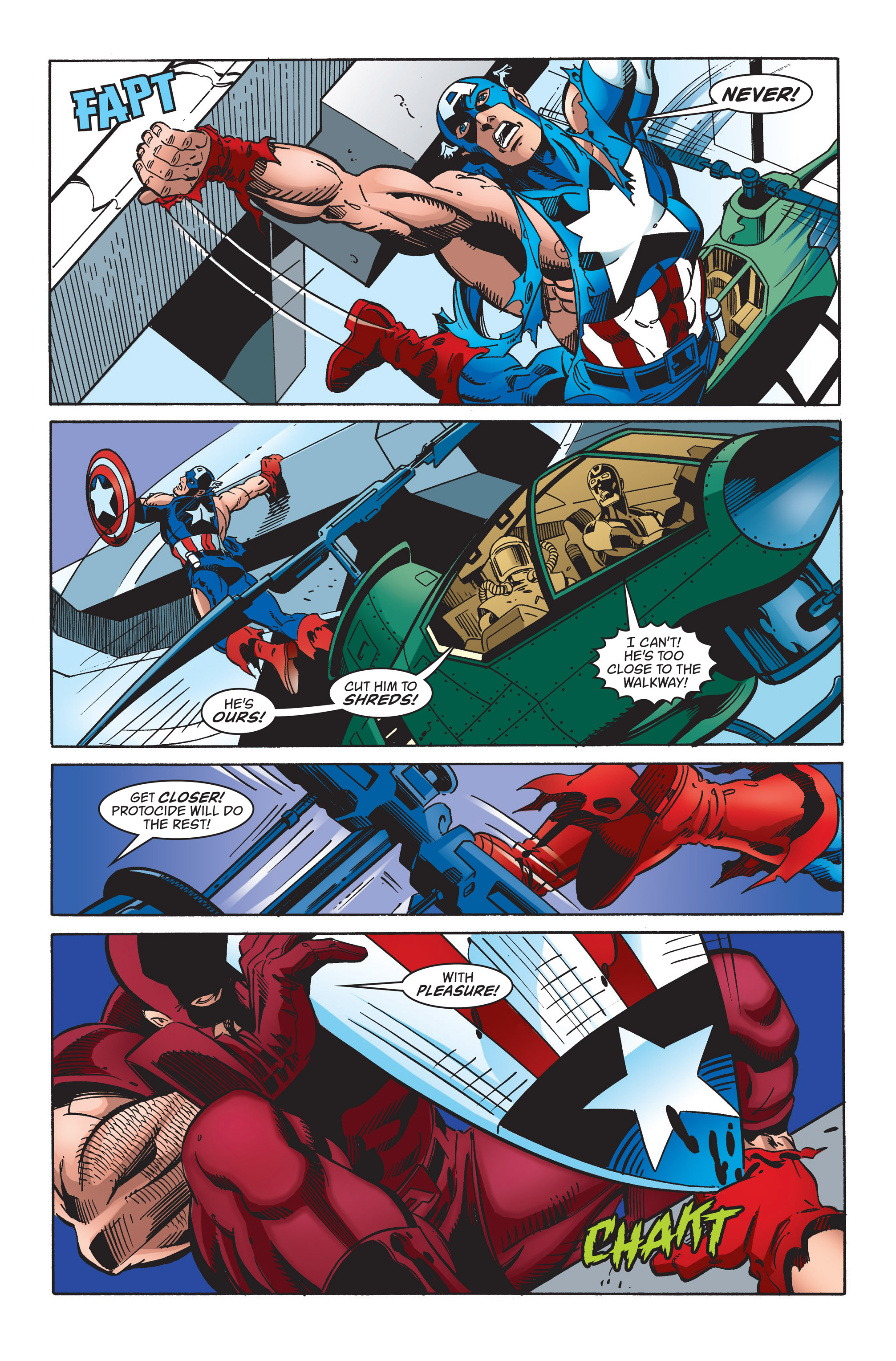 Captain America (1998) Issue #38 #45 - English 18