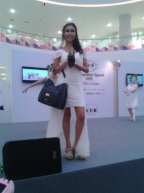 XES Brand Ambassador Miss Mico Pun – winner of Miss XES Elegant 2014/2015