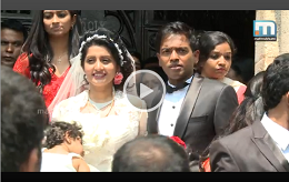 Meera Jasmin Wedding Video & Photos
