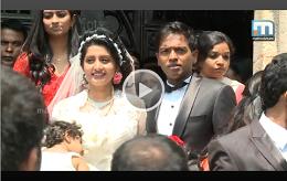 Meera Jasmine Wedding Video & Photos
