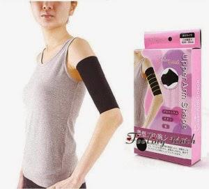 Paketepaketepak Stuff Cara Mengecilkan Lengan Tangan Atas Wanita Menggunakan Feeling Touch Upper Arm Shape Asli Dan Murah