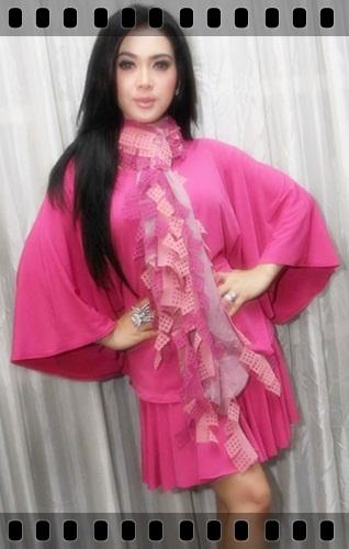 Model Kebaya Ala Syahrini Holidays Oo