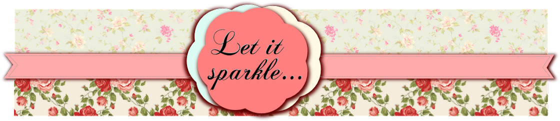 Let it sparkle...
