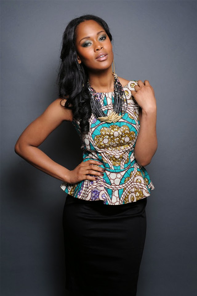 Nigeria Ankara Fashion Styles Ankara Peplum Tops Debonke House Of Fashion