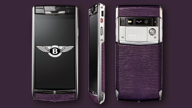 Smartphone of Bentley