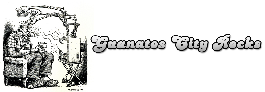 Guanatos City Rocks
