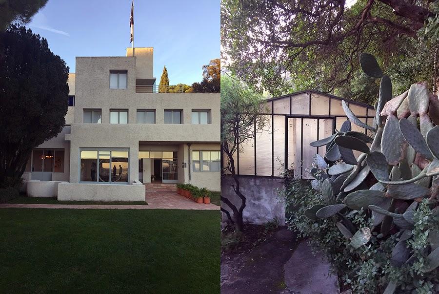 Hyeres Villa Noailles Chapelle Saint Blaise Chavanitas