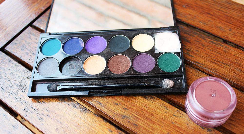 Sleek makeup ultra mattes V2