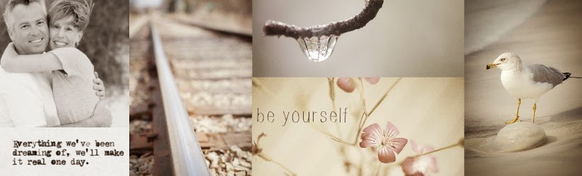 be yourself...everyone else is taken