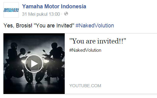 Yamaha Akan Launching MT-25 Sabtu Besok?