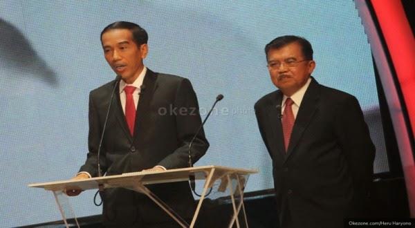 Rekapitulasi 21 Provinsi, Jokowi-JK Menang