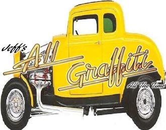 American Graffiti - Jeffs All Graffiti All The Time