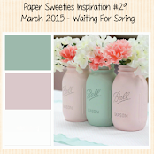 Paper Sweeties March Inspiration Challenge #28