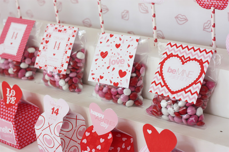 Karas Party Ideas Cupids Post Office Valentines Day Party