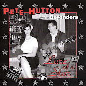 Pete Hutton And The Beyonders - Lure Of A Star (2012)