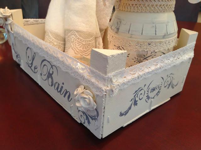 Yobanka manualidades dos cajas de fresas recicladas - Cajas de fruta recicladas ...
