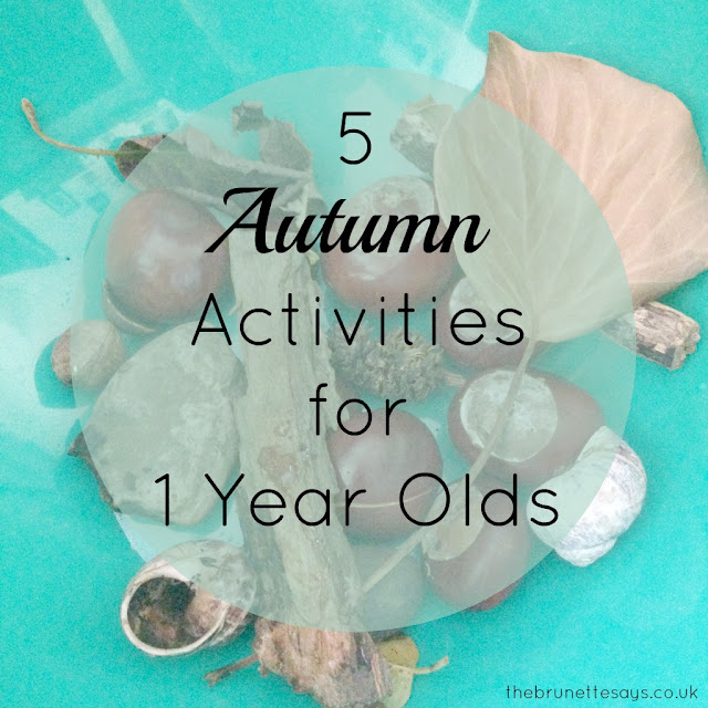 autumn activities, activities for 1 year olds