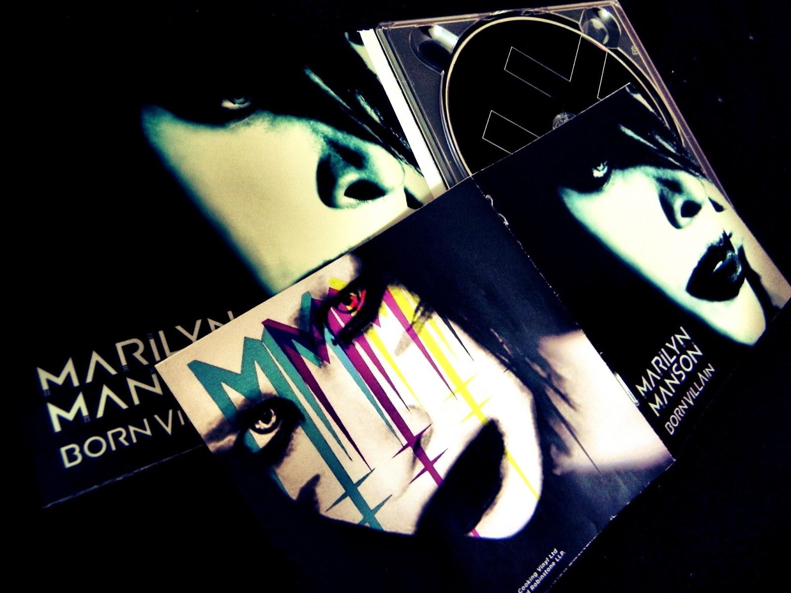 Your Born Villain Album