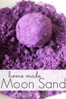 http://theimaginationtree.com/2013/06/home-made-moon-sand-recipe.html