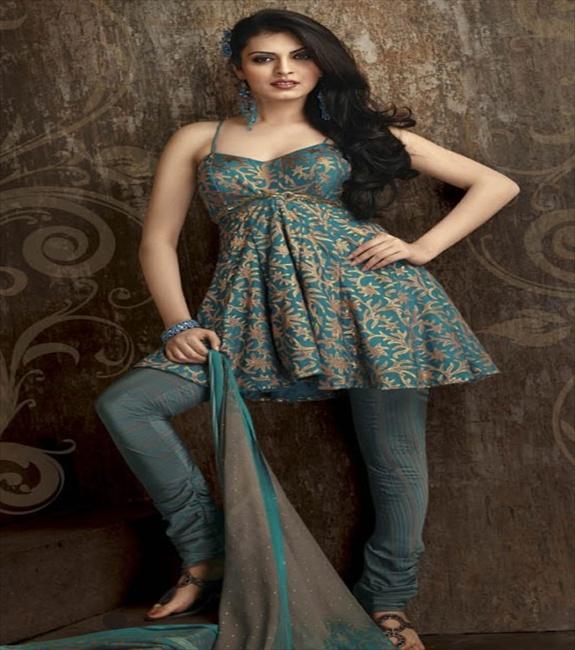 Modest sexy salwaar kameez designs