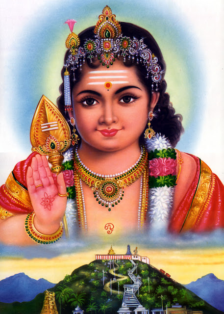 Lord Vel Murugan