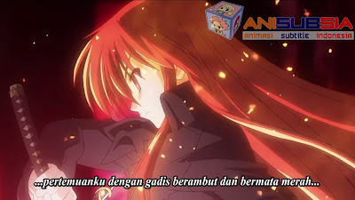 Download Shakugan no Shana BD Episode 01 Sub Indonesia