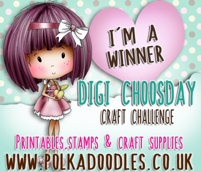 Winner at Digi Choosday Challenge