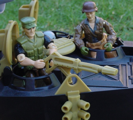 1989 Night Force Repeater, 1987 Rumbler, 2002 Night Rhino