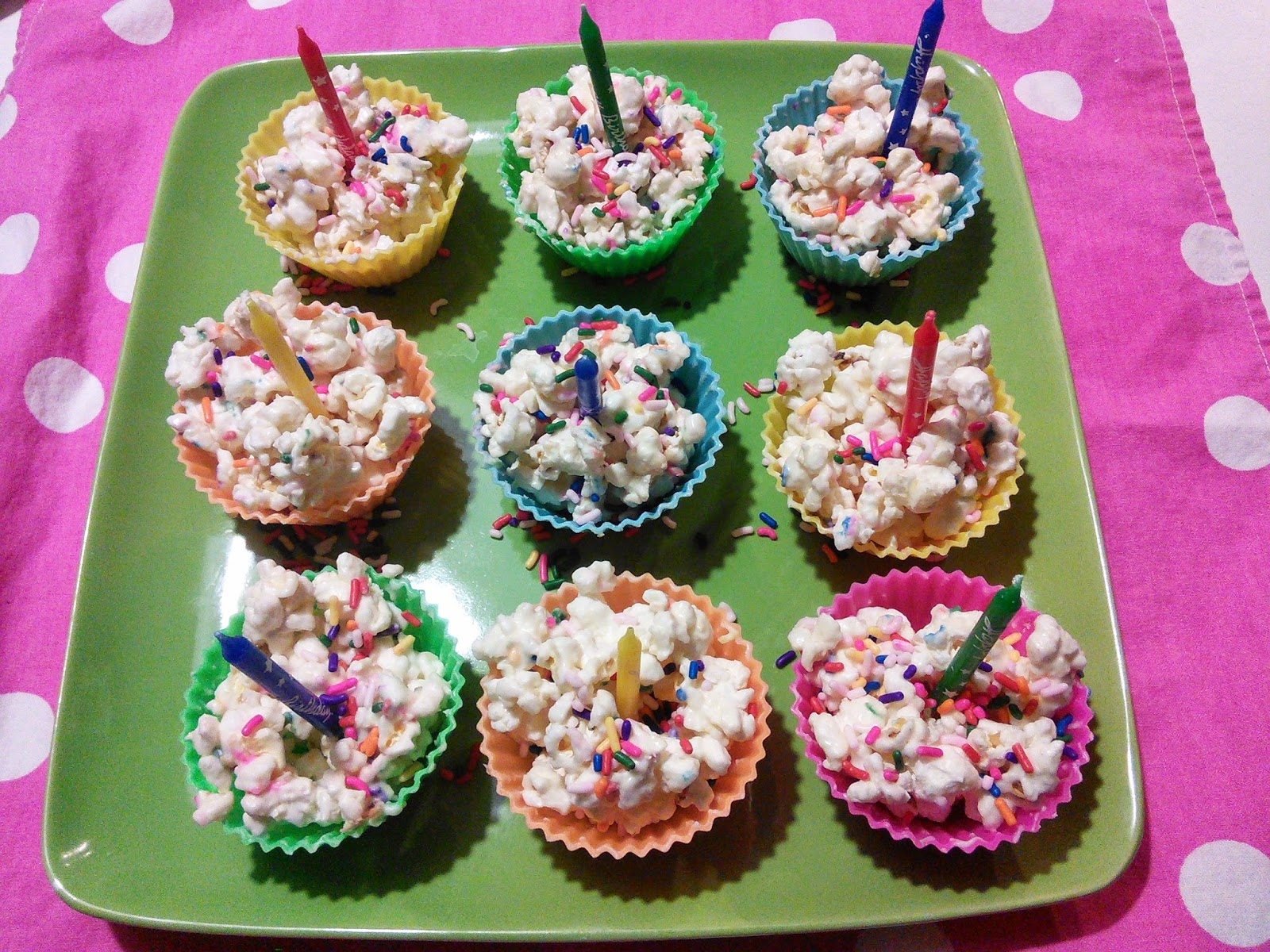 Mom Knows Best Happy 100 Birthday Jolly Time And A Recipe For White Chocolate Party Popcorn