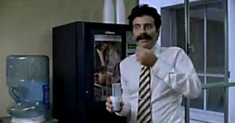 Y para ti... ¿Qué se siente tener un bigote?