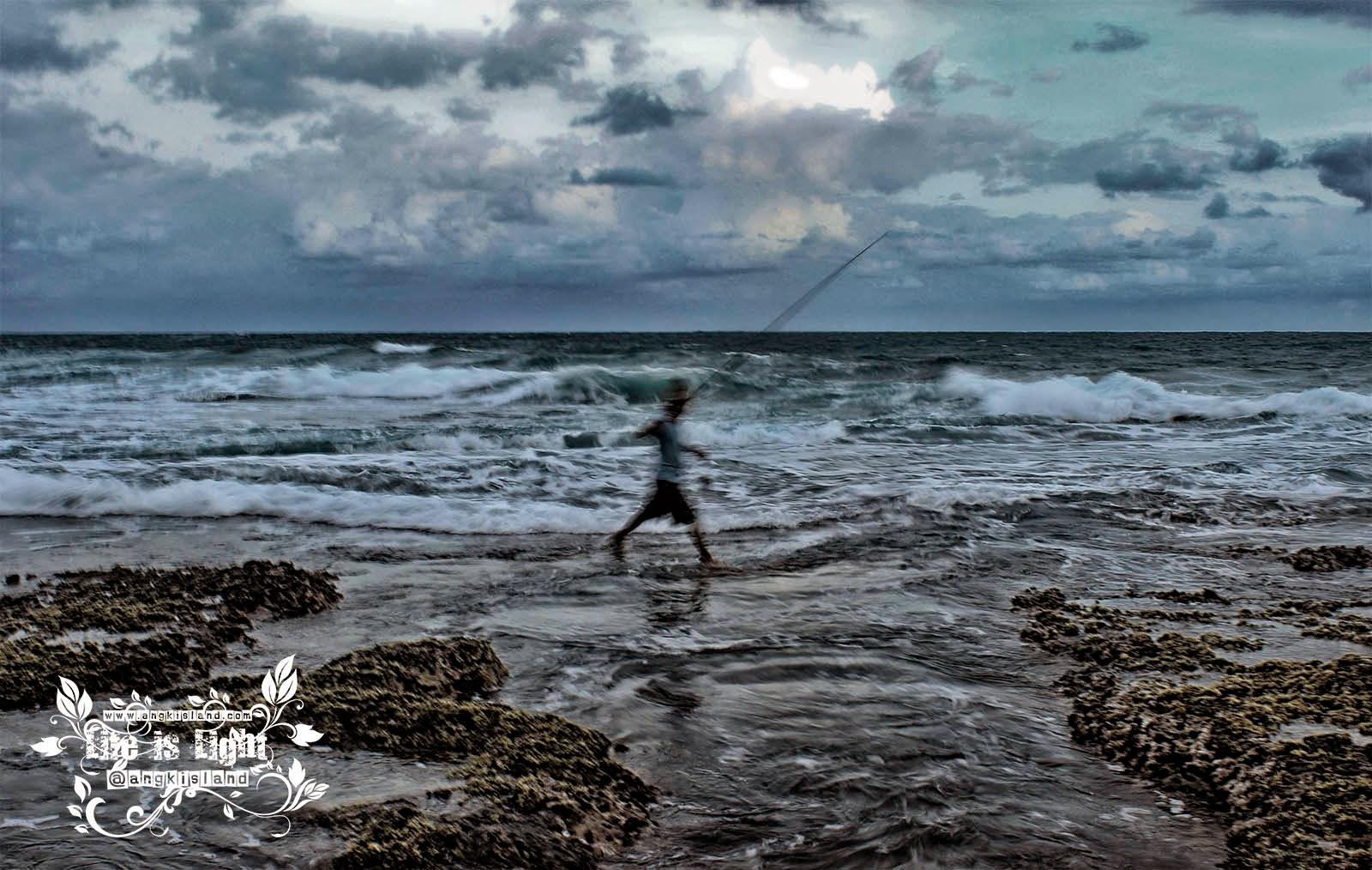 Nelayan pantai