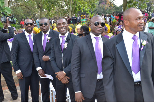 Emmy Kosgei Wedding Photos: 15 of the Best Church Wedding Photos !